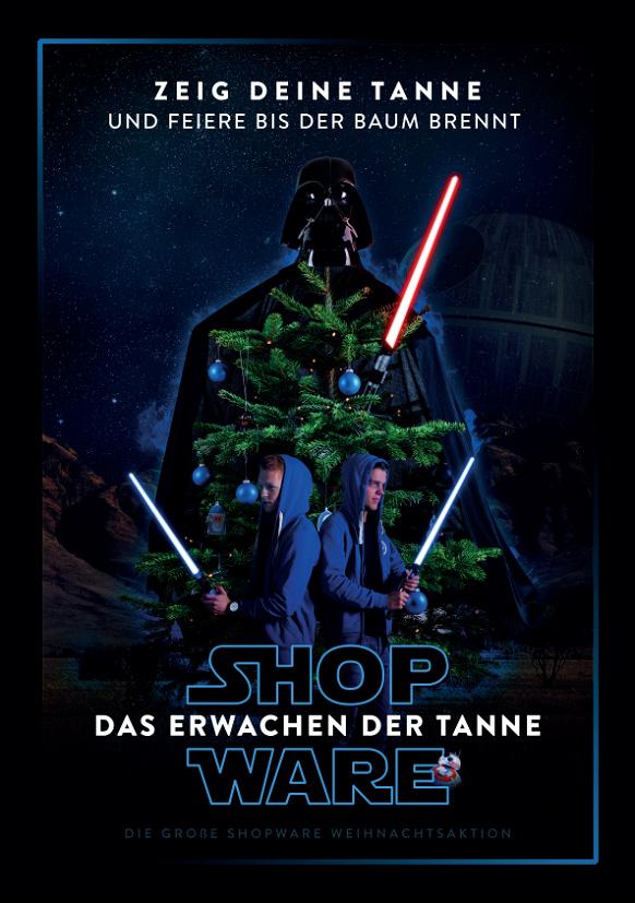 Shopware-Weihnachtsaktion