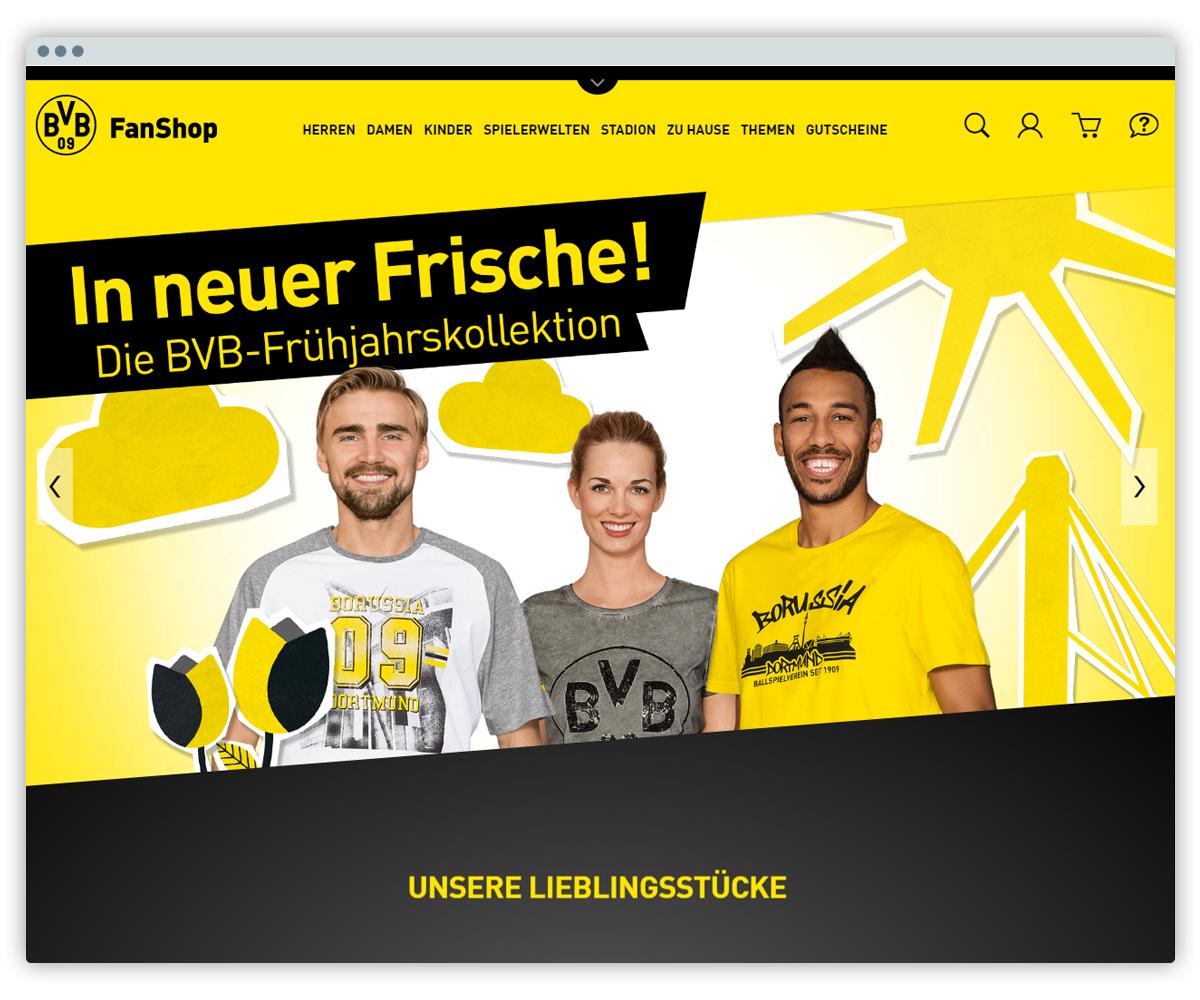 BVB-Shop-Screenshot