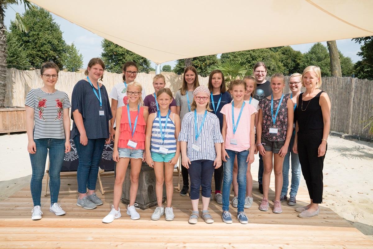 Girls Only bei den Shopware Code Camps 2018