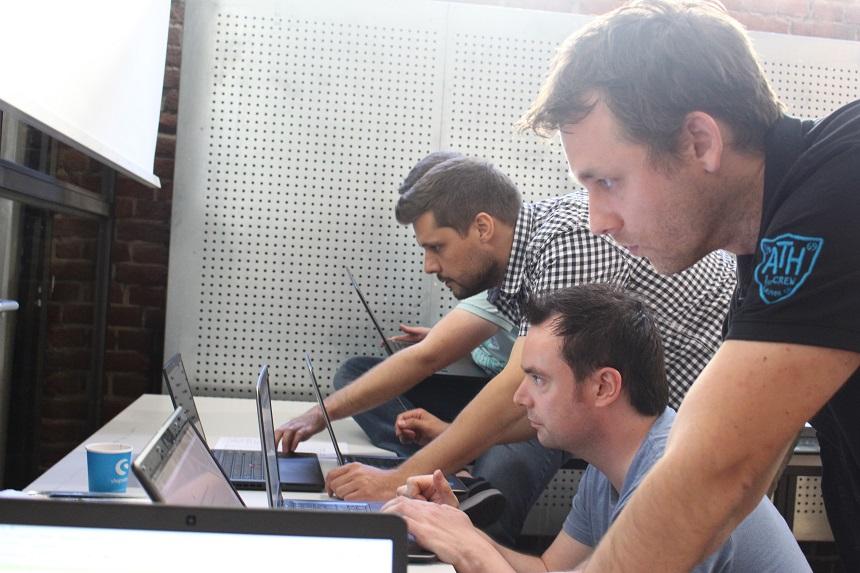 Das Opening des ersten Öffentlichen Shopware Hackathons
