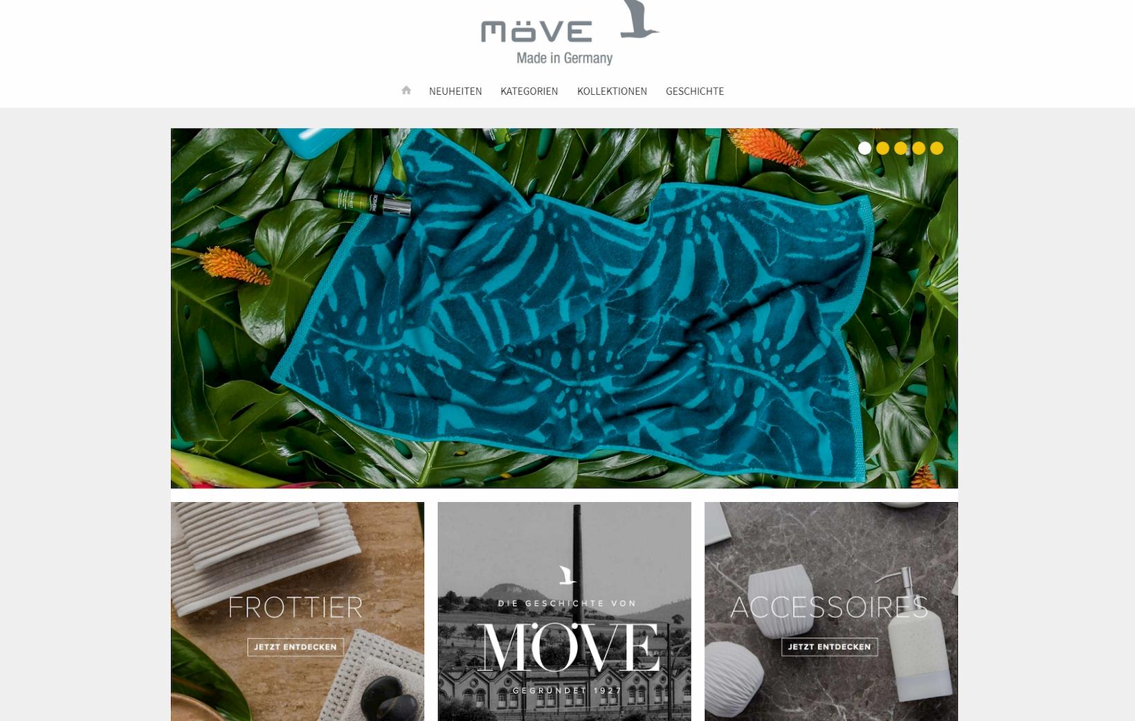 Möve Onlineshop-auf-Basis-von-Shopware