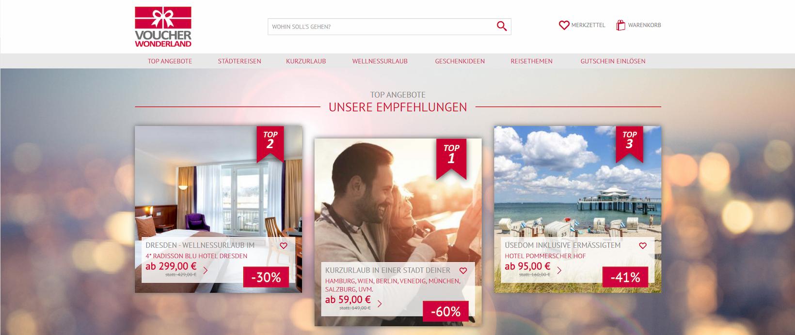 Onlineshop von Voucherwonderland-auf-Basis-von-Shopware