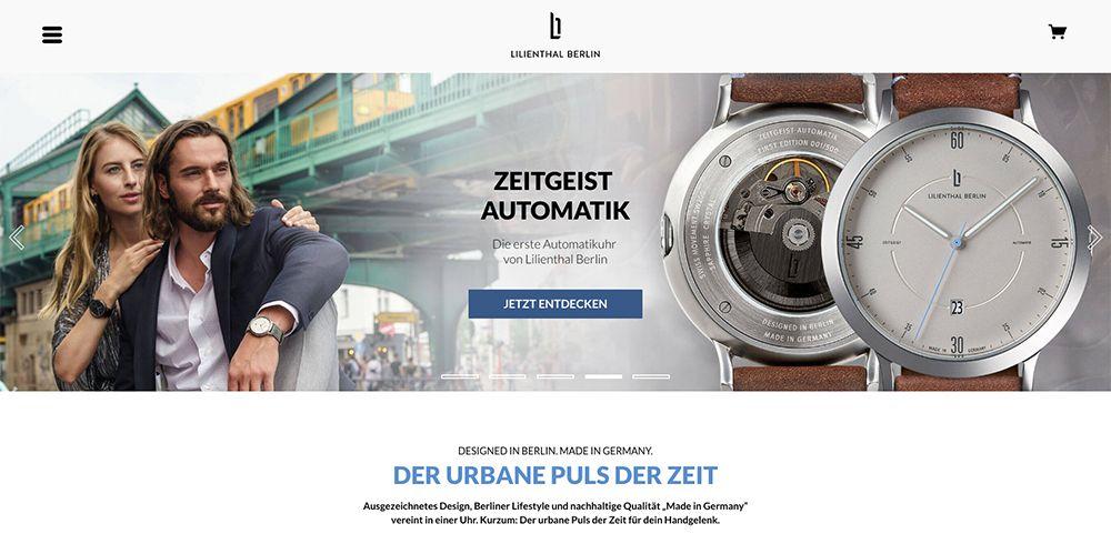 lilienthal_berlin_onlineshop_startseite