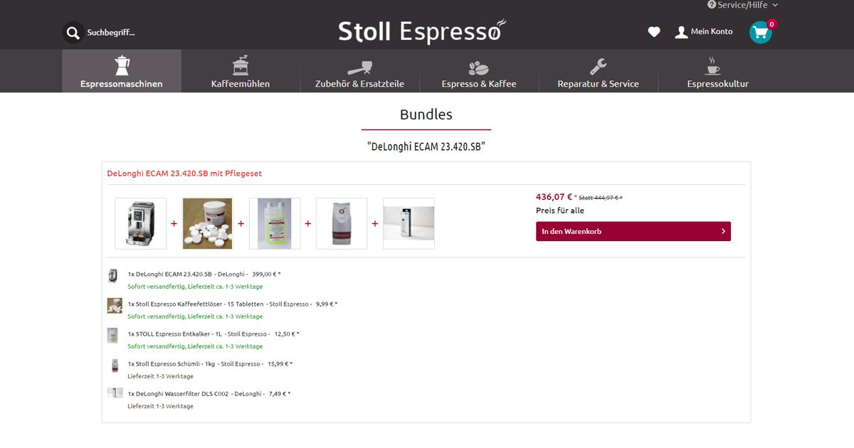 Stoll-Espresso-Bundles