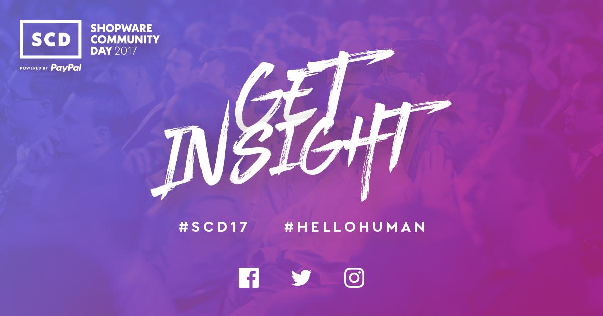Get-Insights-Shopware-Community-Day-2017