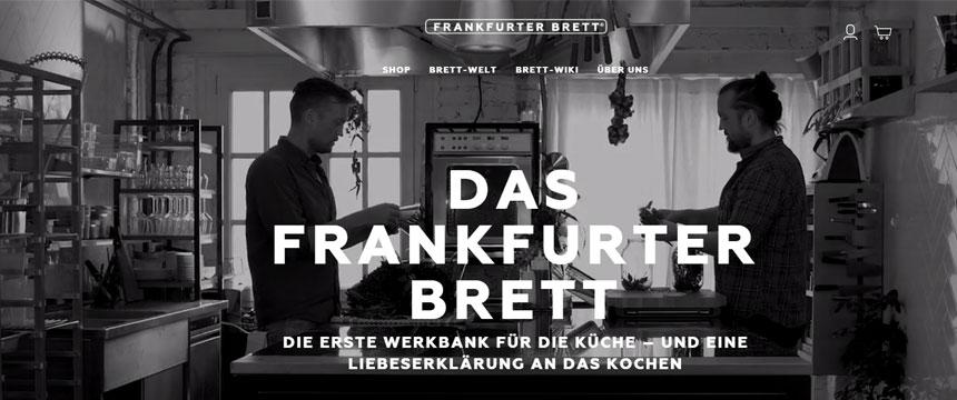 Shopware-Shop Frankfurter Brett gewinnt Shop Usability Award