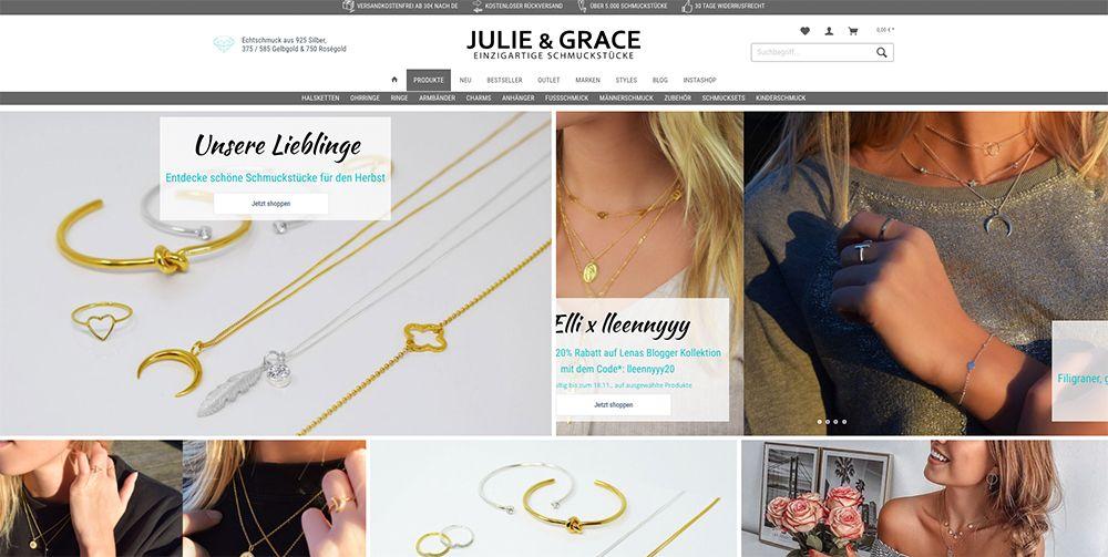 1julie_grace_onlineshop_startseite