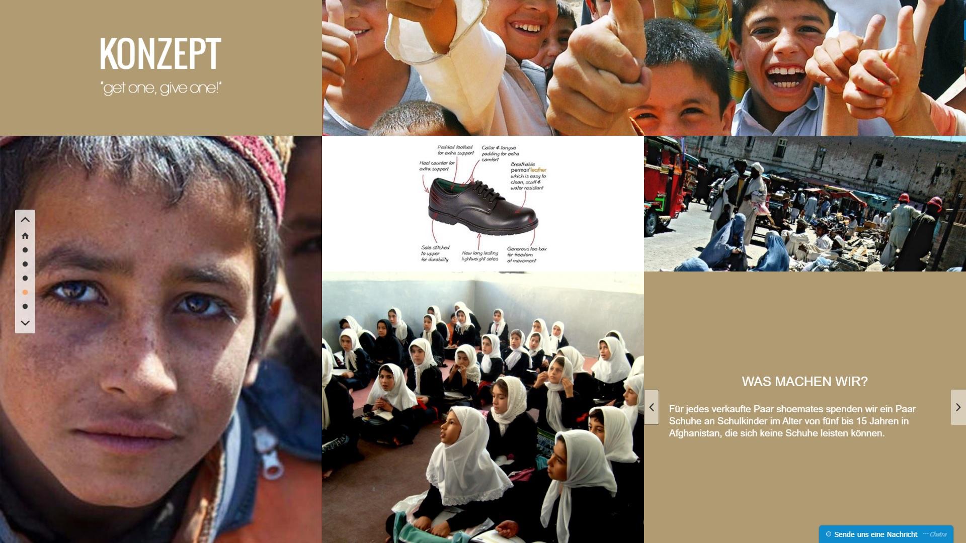 Shoemates-idee