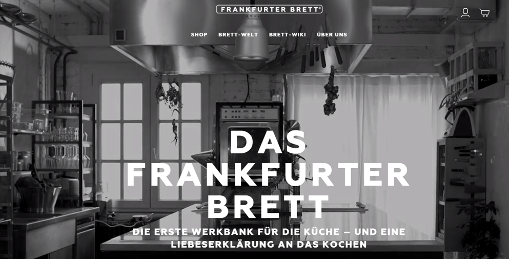 Shopware Shop Frankfurter Brett im Shop-Award-Finale