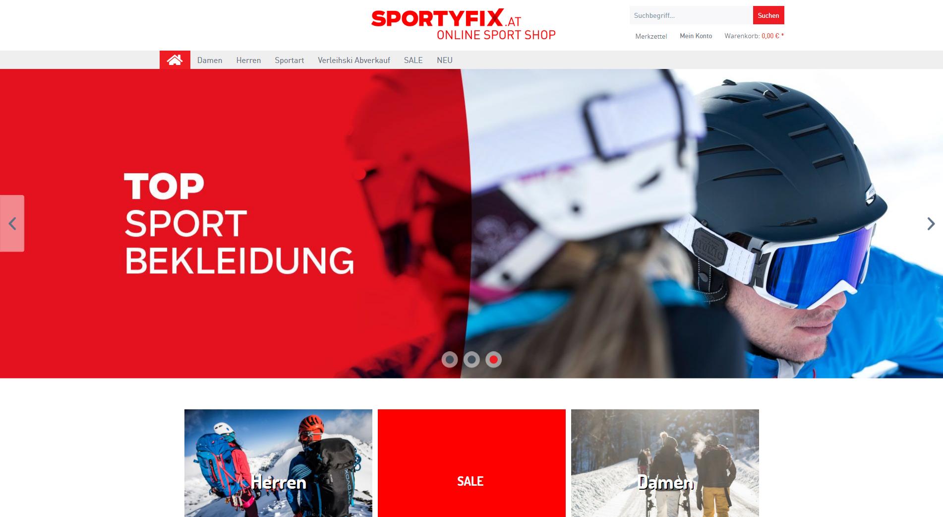 sportyfix-at