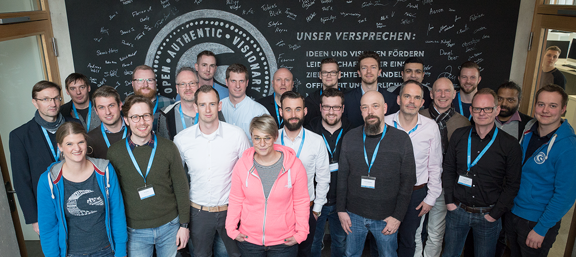 Partnertraining in der Shopware Academy am 15.03.2018
