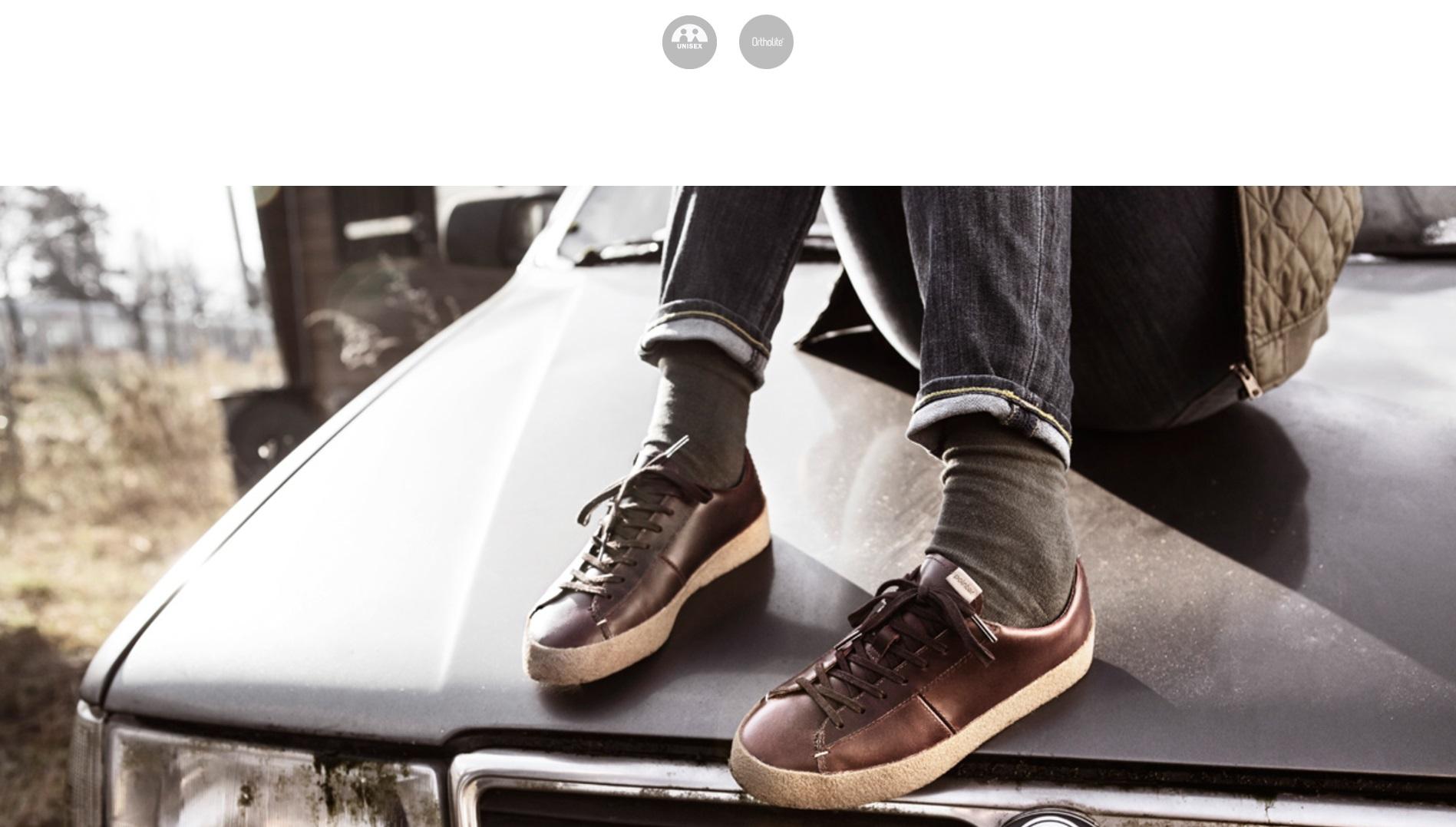 Pointer-Footwear-Beispiel